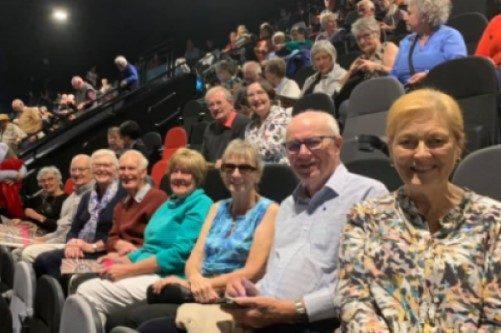Members at the Premiers Gala Concert 2021
